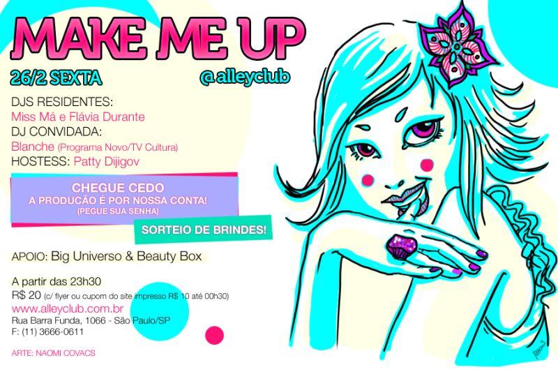 Make Me Up # 02