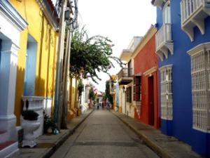 Rua da Cidade Amuralhada