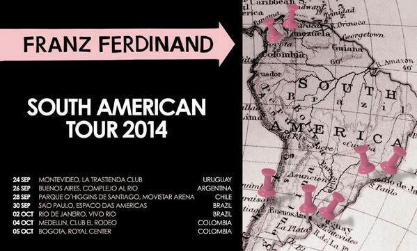 franzferdinand_tourlatam2014